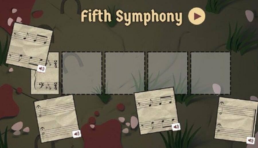 Google Doodle Hari ini Rayakan Ulang Tahun Ke-245 Ludwig Van Beethoven
