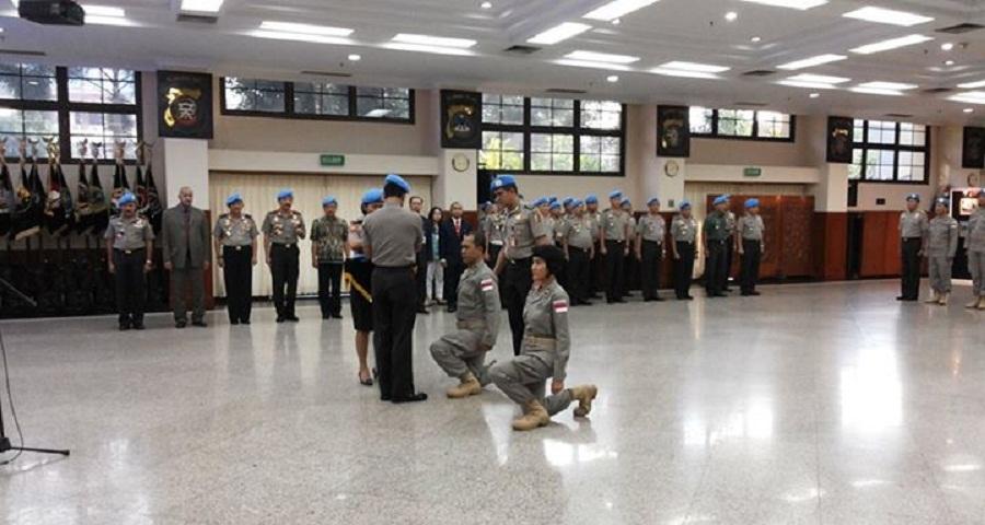 Polisi Republik Indonesia Torehkan Tinta Emas di Mata Dunia