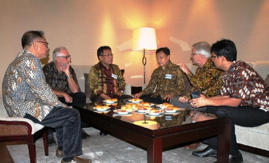 Pertemuan Kelanjutan dan Perluasan Program USAID PRIORITAS