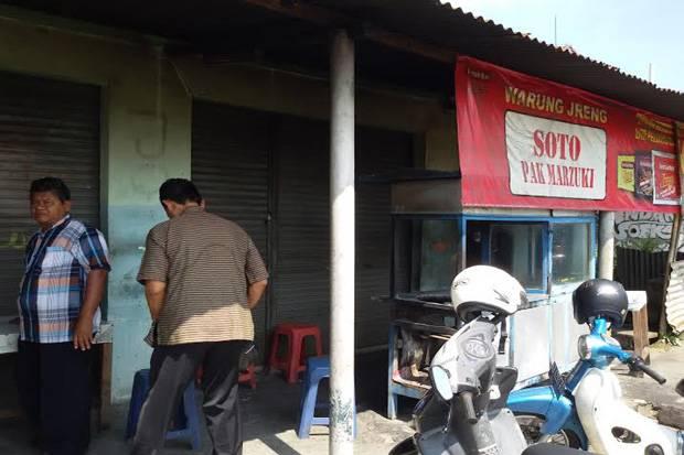 Pedagang Soto Bantul Ini Tak Jera Campur Daging Babi