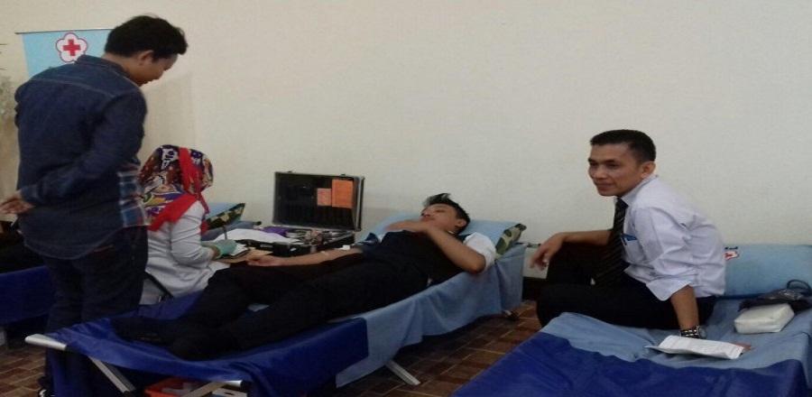 Aryaduta Hotel Makassar Gelar Kegiatan Donor Darah