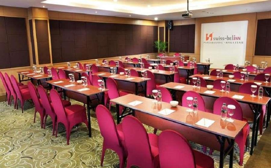 Rayakan Paskah di Swiss Belinn Hotel Panakkukang Makassar