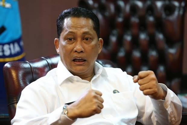 Komjen Budi Waseso, Kepala Badan Narkotika Nasional