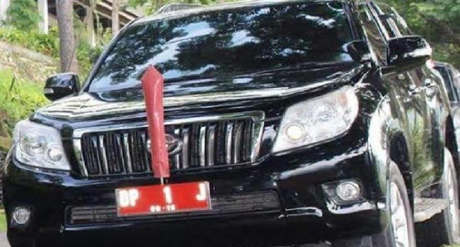 Dituding Bawa Kabur Mobil Dinas Bupati Jufri Rahman : Semua Sudah Sesuai Prosedur