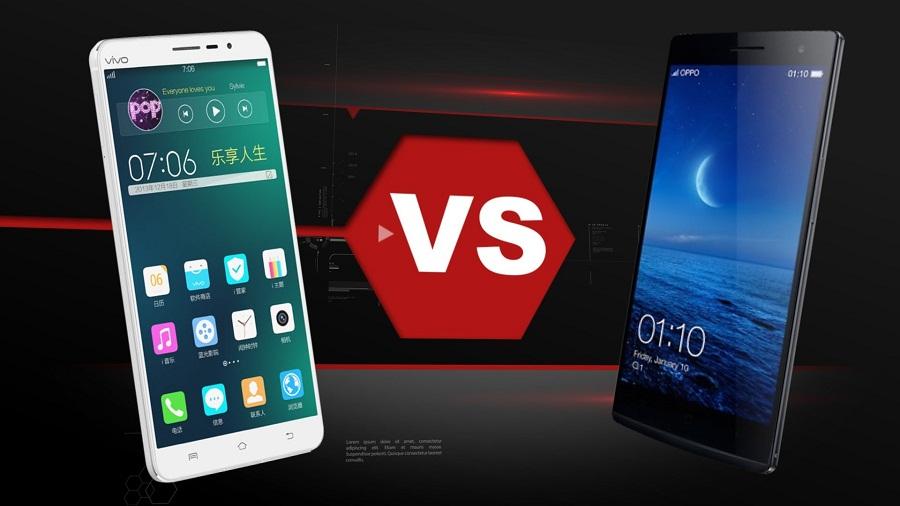 Oppo & Vivo: Pesaing Baru di Pasar Handphone 2 Jutaan