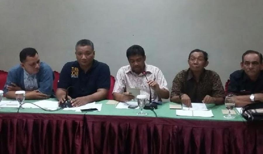 Serikat Buruh Tolak Reklamasi Pantai Jakarta