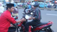FKIP Universitas Islam Makassar Berbagi Takjil