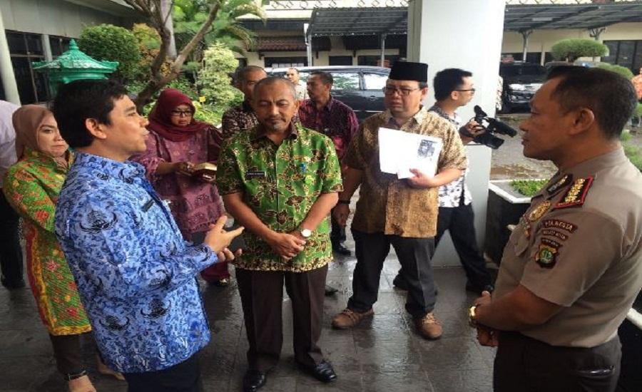 Menteri PANRB Dorong Kota Bekasi Wujudkan Zona Tertib Lalu Lintas