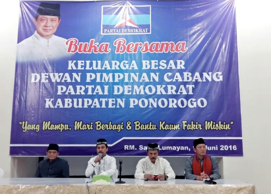 Momen Ramadhan, Kader Demokrat Diminta Instrospeksi Diri