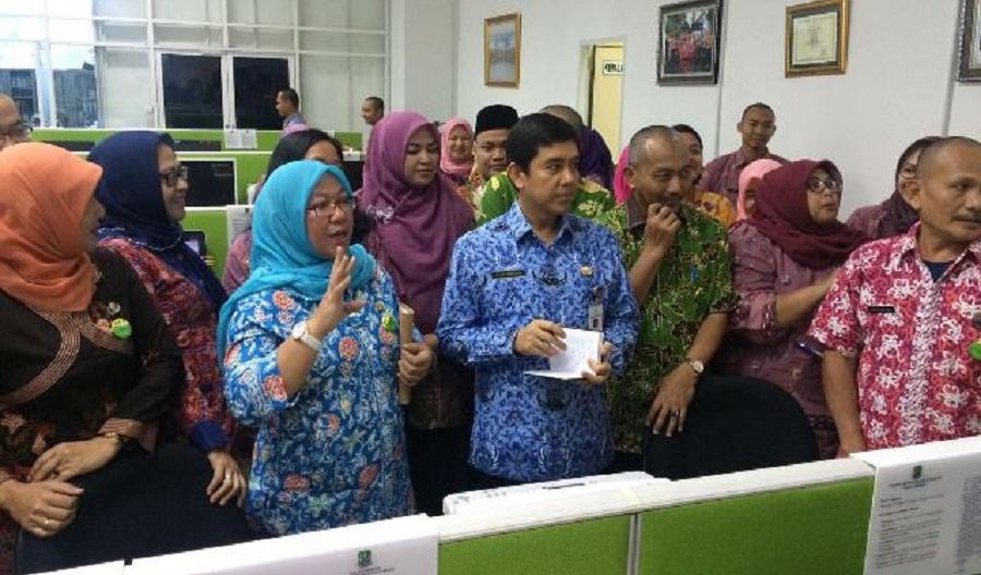 Pastikan Disiplin Aparatur Negara, Menteri PANRB Lakukan Safari Ramadhan