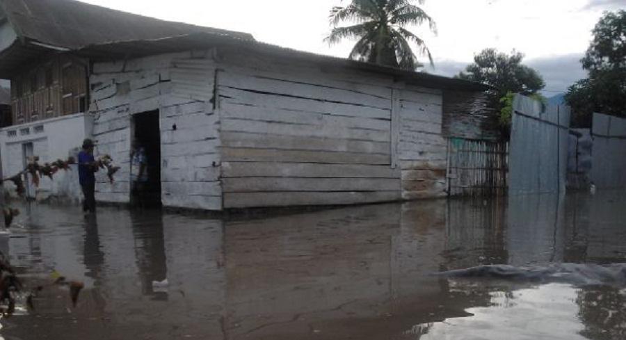 Puluhan Rumah Warga Bantaeng Terendam Banjir