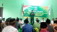 Mantan Bupati Amin Silaturahmi Bersama Warga PKB