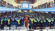 Unismuh Makassar Wisuda 907 Alumni