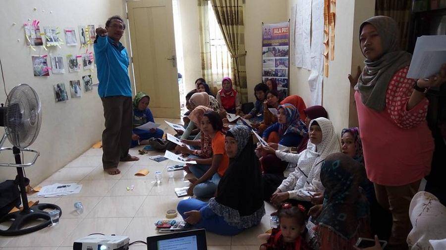 Training Peningkatan K3 Di Lingkungan Rumah Tangga dilaksanakan di Makassar