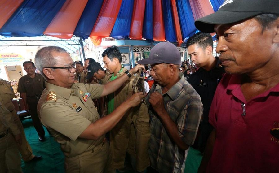 Wakil Gubernur Sulawesi Selatan Minta Petani Lokal Diberdayakan