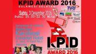 Fajar TV Protes Logo tak dipajang dalam Materi Promosi KPID Award