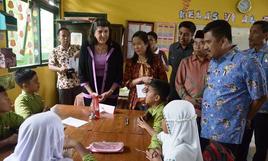 Sekolah Pemenang Banyak Penghargaan Gunakan Pembelajaran Aktif Tingkatkan Kualitasnya