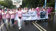 Ribuan Masyarakat Meriahkan Jalan Sehat Bersama FEMME dan YKPI
