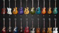 Berbagai Merek Gitar Elektrik Berkelas