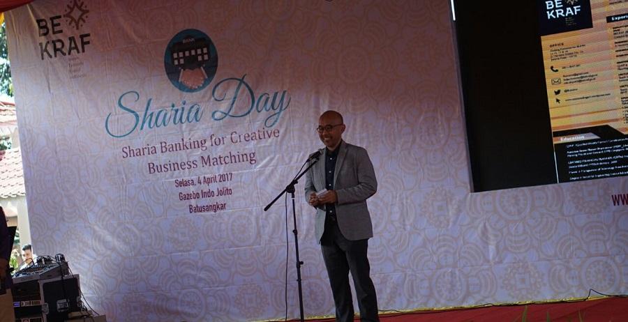 Berkraf dan Perbankan Syariah Dorong Pelaku Usaha Kembangkan Bisnisnya