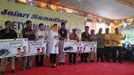 Safari Ramadhan, Setya Novanto Akan Majukan Sektor Pertanian di Brebes