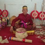 DIHARI KEMERDEKAAN RI KE 72, Lontara dalam gelar Boneka Bugis Makassar