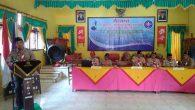Camat Margasari Dukung Pembangunan Sanggar Pramuka