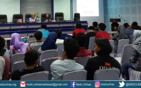 Scientific Diving National Discussion oleh MSDC Unhas