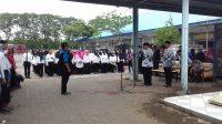 Kang Nur Hadiri Upacara Hari Guru di Terminal Bus