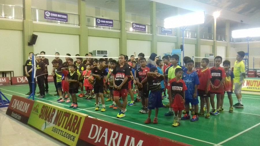 305 Atlet Yunior Bulutangkis Ikuti Pancasakti Cup I Se Jateng DIY
