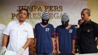Bobol Rumah Kosong, Dua Saudara Ini Ditangkap Polisi