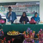 FKIP UIM Peringati Milad Ke-3 dan Maulid Nabi Muhammad Saw