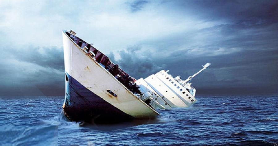 Pencarian KM Marina Ditunda  Karena Cuaca Buruk di Perairan teluk Bone