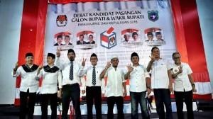 Gubernur Minta Bupati Pangkep Rangkul Kandidat Kalah