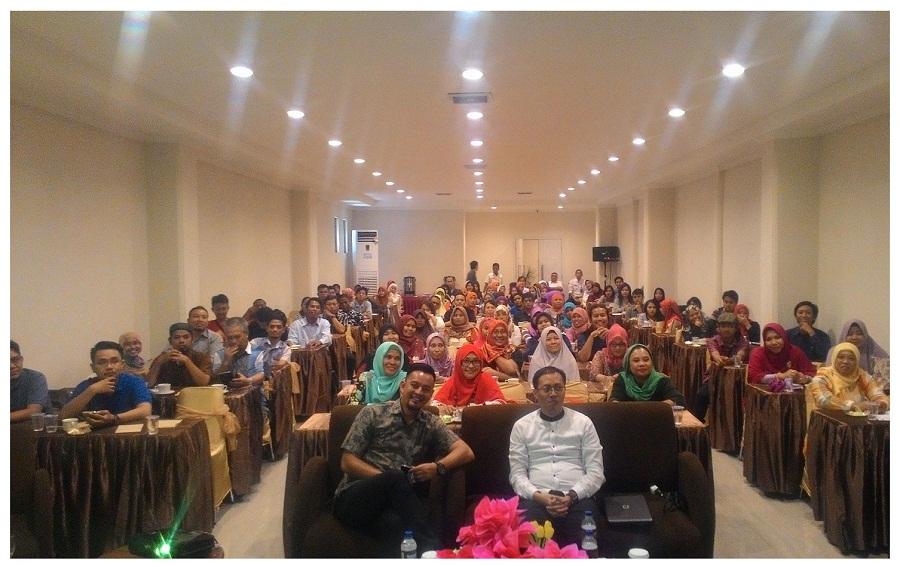 Pelatihan UKM Dinas KUKM Kota Makassar
