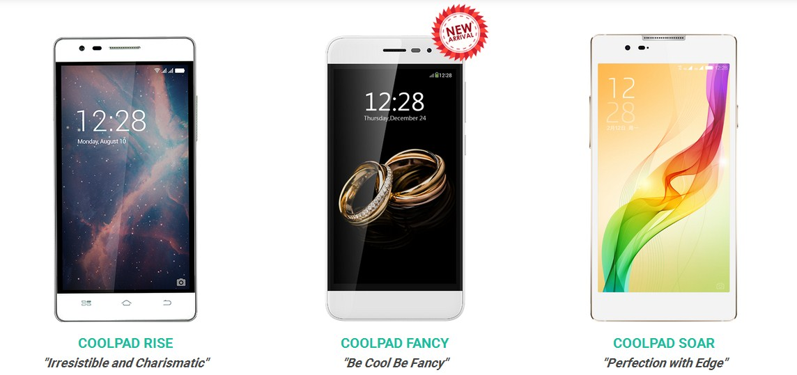 Potong Harga Plus Cash Back Coolpad Smartphone