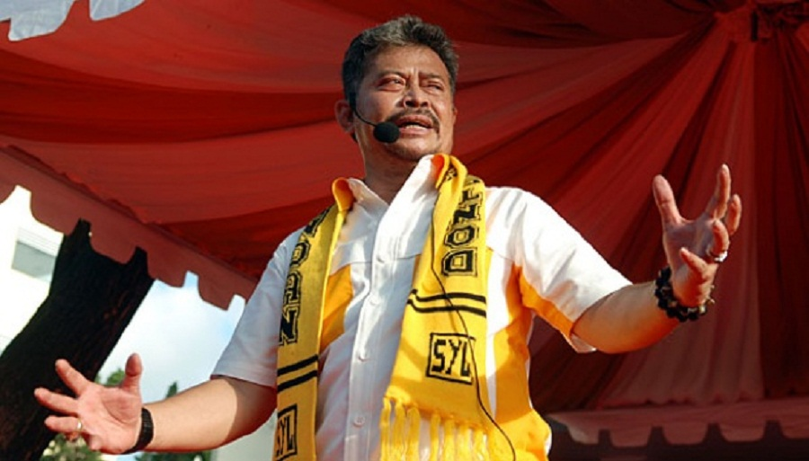 Syahrul Berharap KPK Terlibat di Munaslub