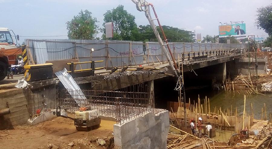 Pekerjaan Proyek Nasional di Daerah yang Ditangani Pihak Pusat Beberapa Diantaranya Bermasalah