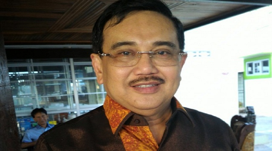Burhanuddin Andi Menolak Jadi Wakil Gubernur