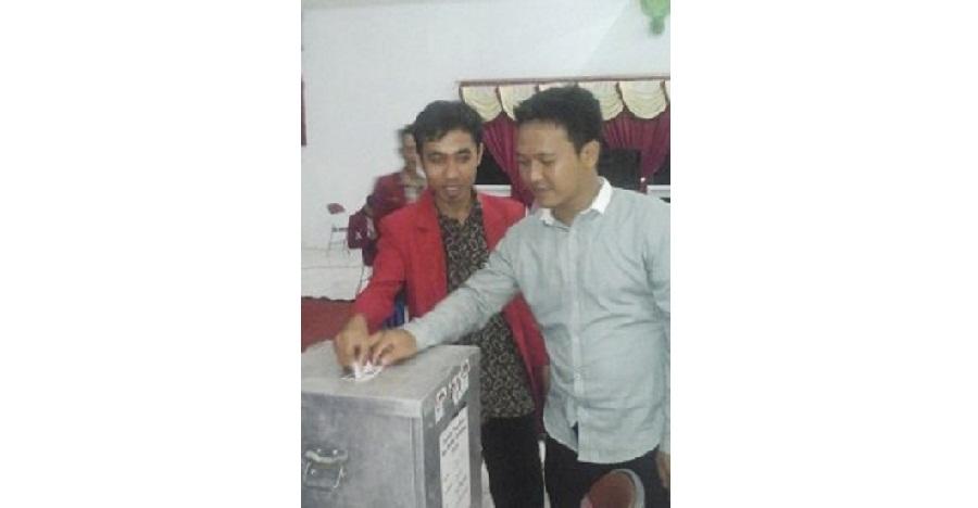 Akbar Ramli Terpilih Pimpin IMM Sulsel Periode 2016-2018