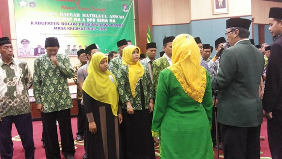 Milad Universitas Mathlaul Anwar