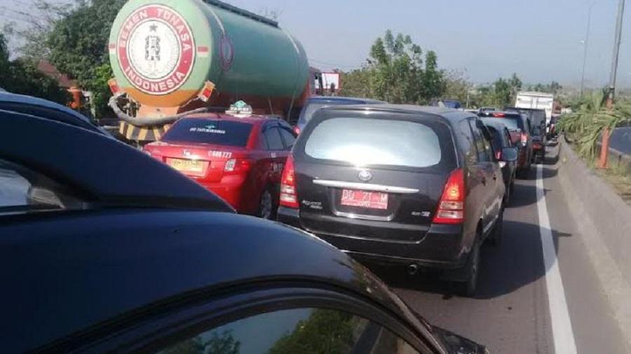 Rekayasa Lalu lintas Underpass Simpang Lima Mandai Tidak Efektif Atasi Kemacetan
