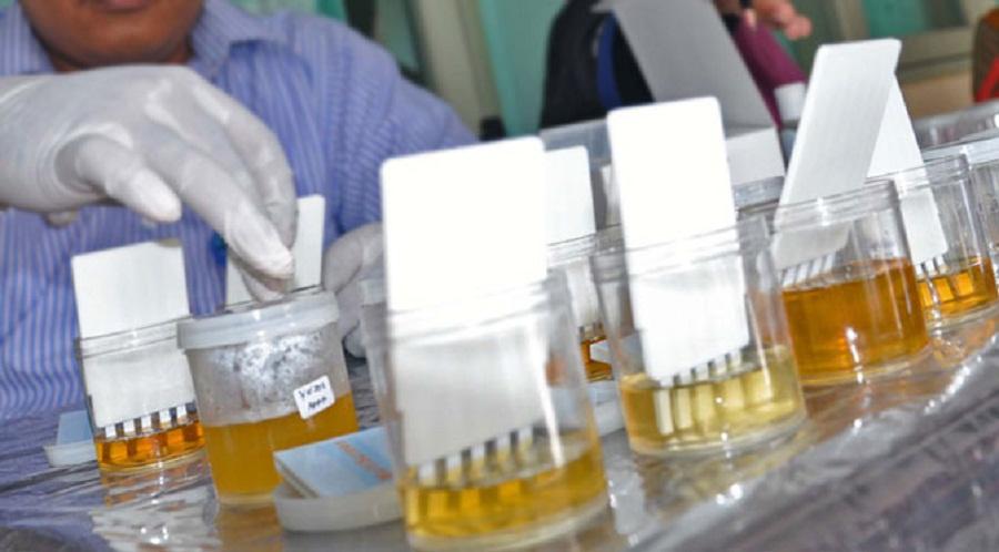 Tes Urine Kepala Daerah Bantaeng, Mengaku Selama ini telah secara rutin