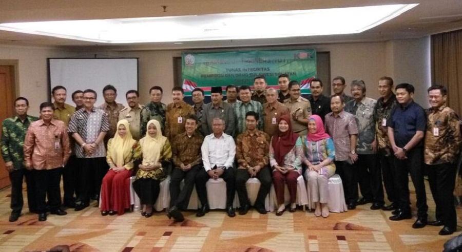 KPK Gelar Workshop Integritas Bagi Pejabat Pemprov Sulsel