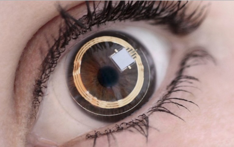 smart contact lens dari samsung