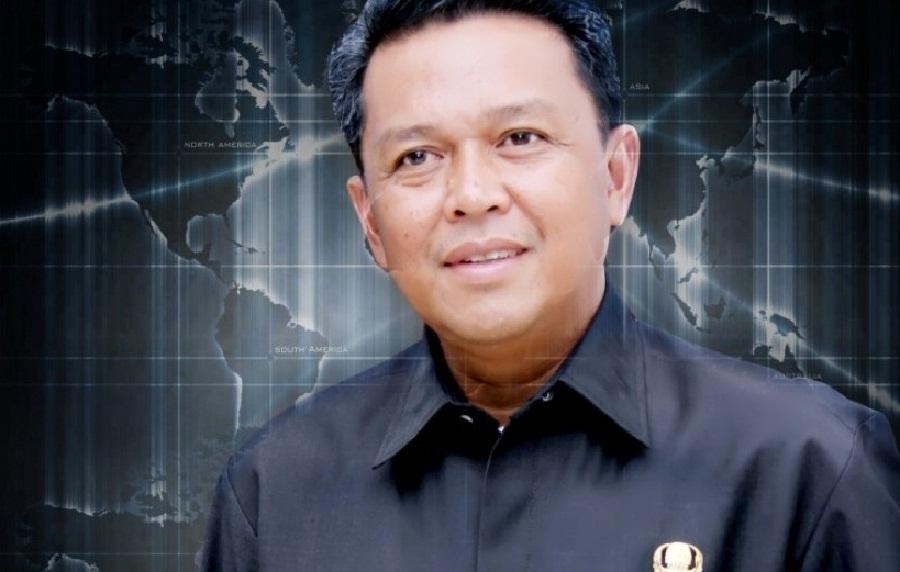 Bupati bantaeng Motivasi Mahasiswa UNISMUH Makassar saat melakukan study tour di Bantaeng