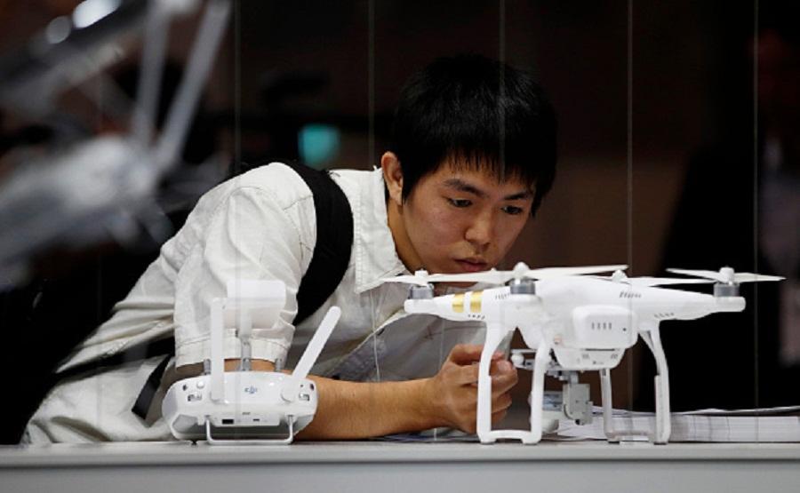 Drone Akan Dimasuki Qualcomm