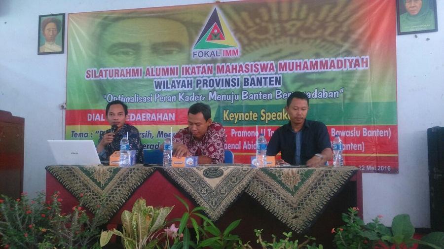 FOKAL IMM Terbentuk, Dorong Percepatan Pembangunan Banten