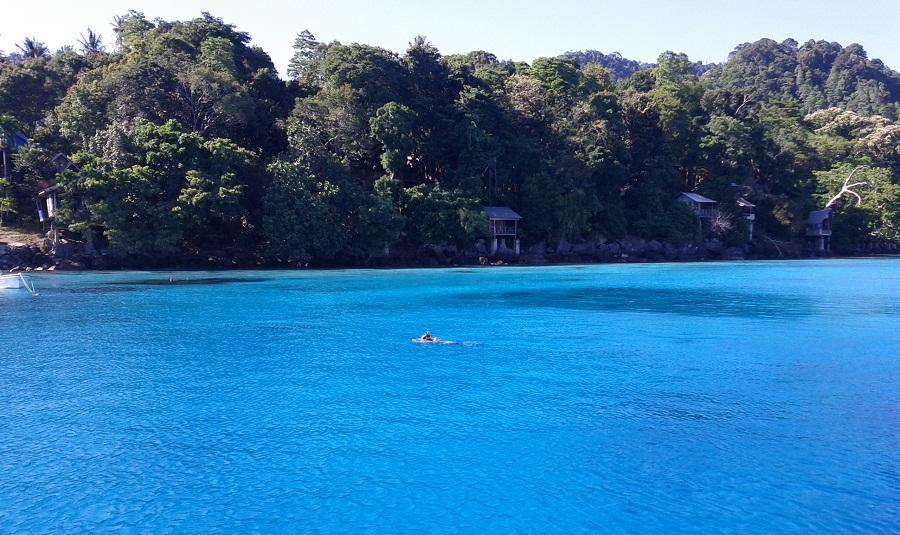 Menikmati Keindahan Pantai Iboih Nanggroe Aceh Darussalam