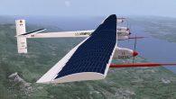 Pesawat Bertenaga Surya Akan Mengelilingi Bumi